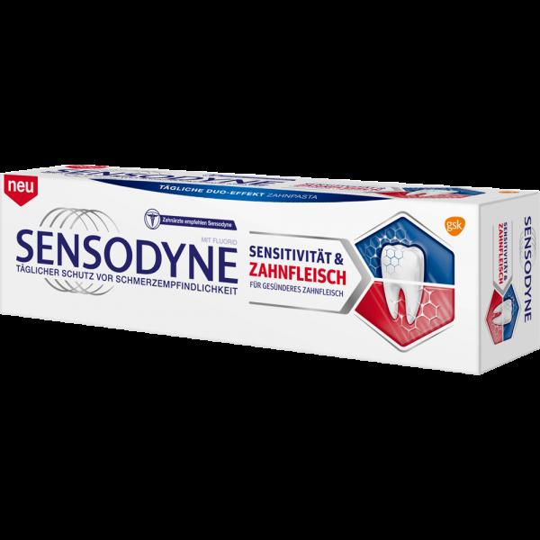Sensodyne Sensitive & Zahnfleisch Zahncreme 75 ml