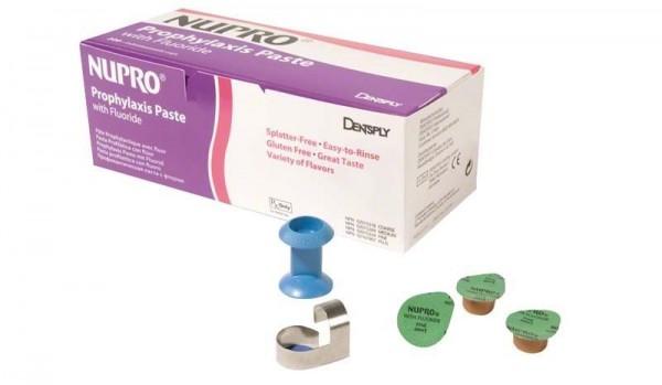 Nupro Cups Fein mit Fluorid Minze