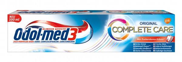Odol-med3 Complete Care Original