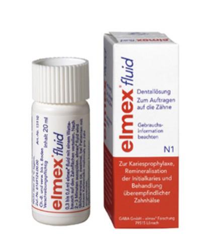elmex® Fluid*