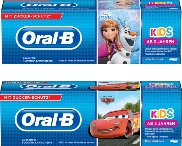 Oral-B Stages Kinderzahncreme