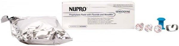 Nupro Sensodyne Reinigungspaste Single Dose mit Fluorid Orange