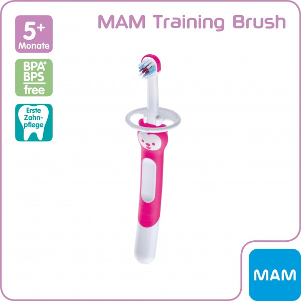 MAM Training Brush 5+