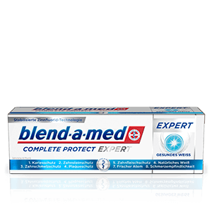 blend-a-med Complete Protect EXPERT Gesundes Weiss 75 ml