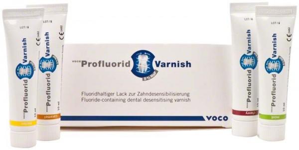 Voco Profluorid Varnish 4 x 10 ml Tuben_Mixed