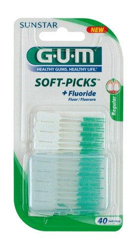 GUM SOFT PICKS 0-9-1,8 mm