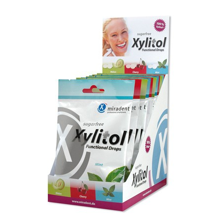 Xylitol Functional Drops, 12er Display
