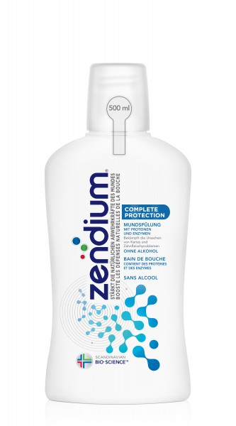 zendium Complete Protection Mundspülung 500 ml