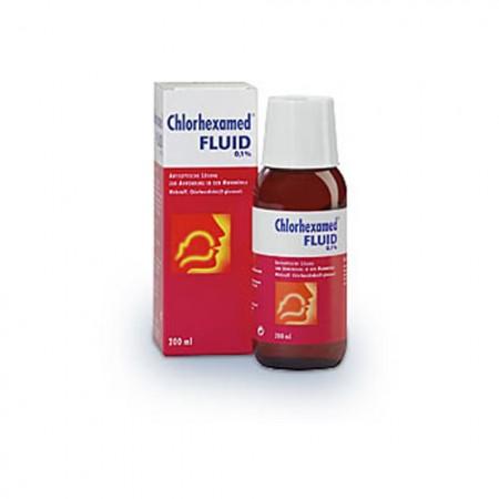 Chlorhexamed® Fluid 0,1% CHX (Abverkauf, haltbar bis 03-2021)