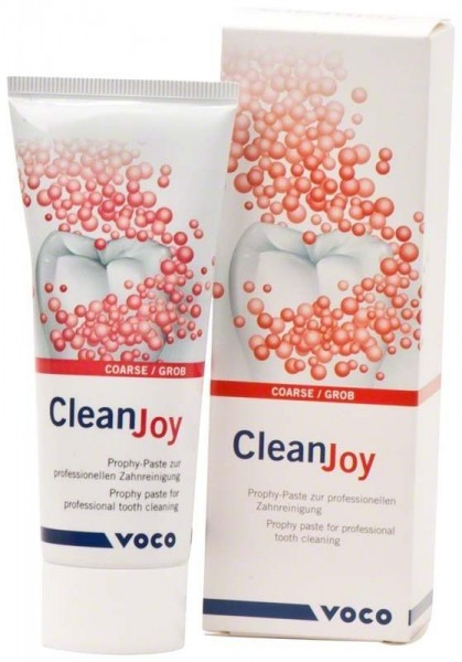 CleanJoy® Tube grob mit Fluorid