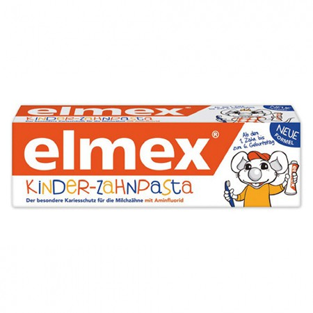 elmex Kinderzahnpasta 50 ml