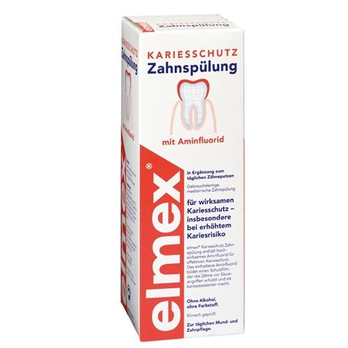 elmex® Kariesschutz-Zahnspülung