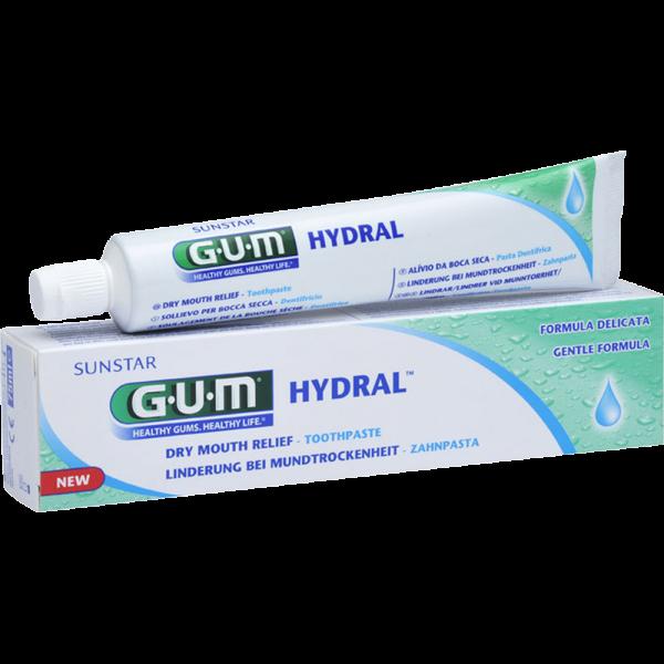 GUM Hydral Zahnpasta 75 ml -Aktionspreis-