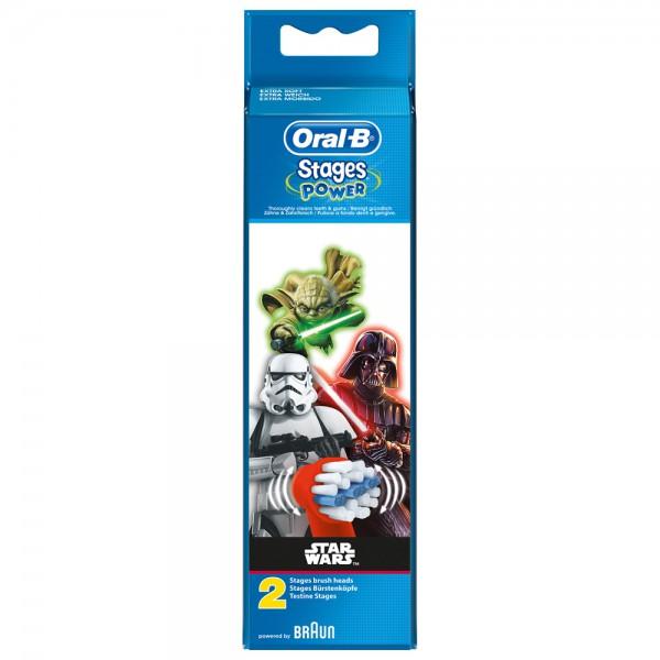 Oral-B Stages Power Aufsteckbürste