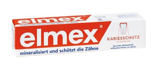 elmex® mit Aminfluorid 75 ml