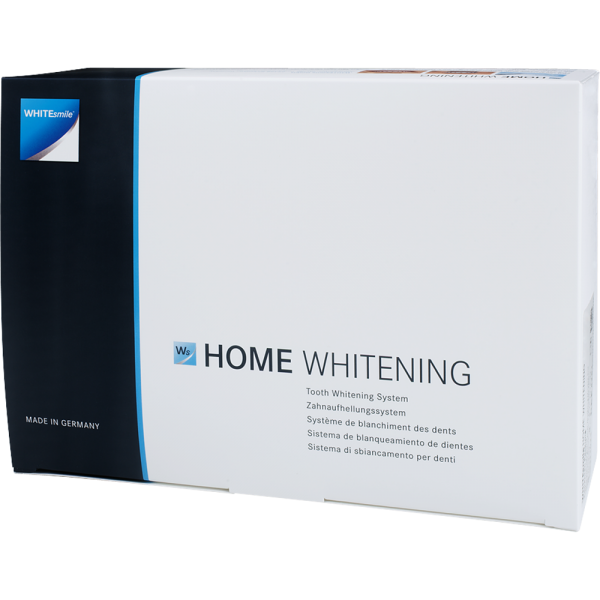 WHITEsmile Home-Bleaching 10% Patienten Kit