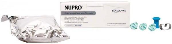 Nupro Sensodyne Reinigungspaste Single Dose ohne Fluorid Minze