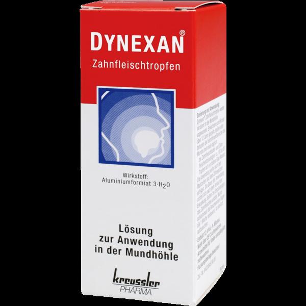 Dynexan Zahnfleischtropfen 30 ml