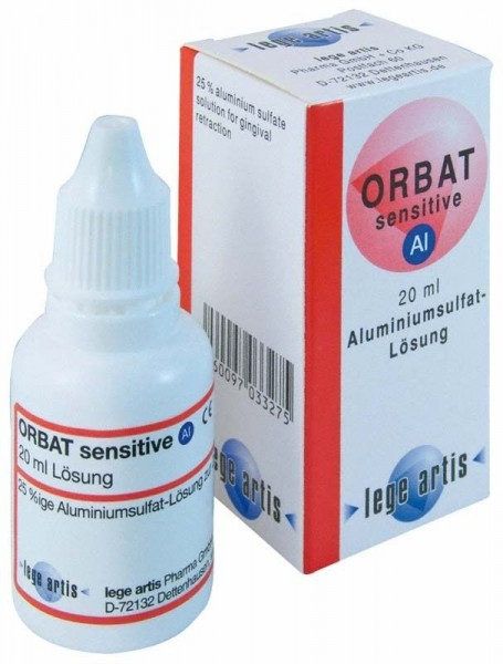 Orbat Sensitive 20 ml