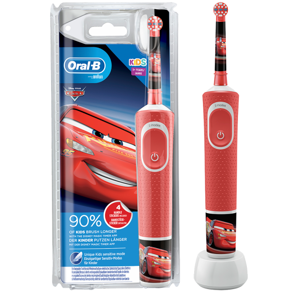 Oral-B Vitality D100 Kids Cars