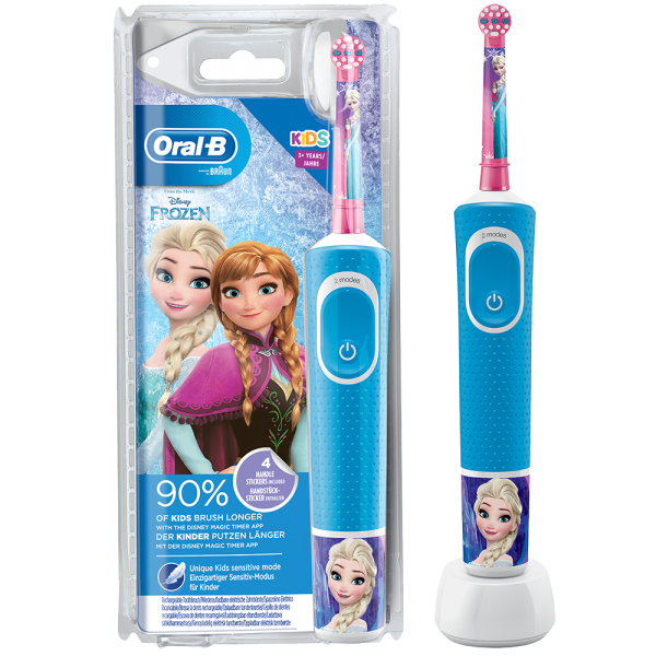 Oral-B Vitality D100 Kids Eiskönigin