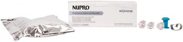 Nupro Sensodyne Reinigungspaste Single Dose ohne Fluorid Orange