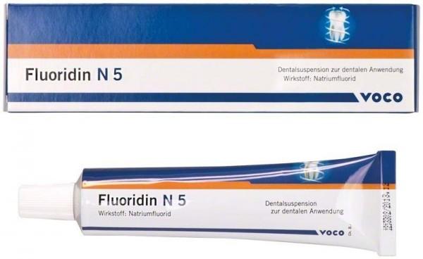 Fluoridin N 5 Tube 45g