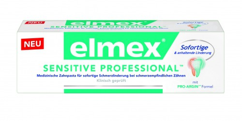 elmex® Sensitive Professional