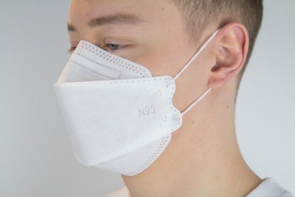 Miramask FFP2 Atemschutzmaske (N95), 5 Stück