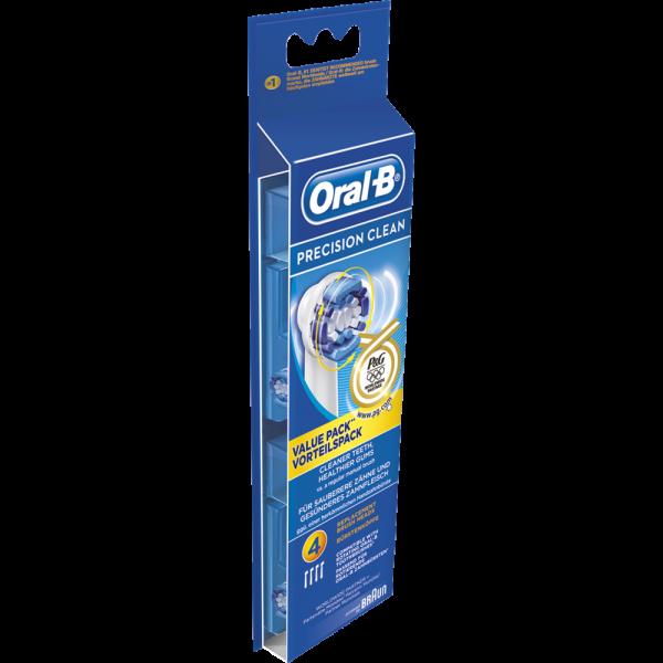 Aufsteckbürste Precision Clean® 4 Stück