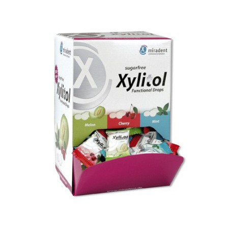 Xylitol Functional Drops Schüttverpackung