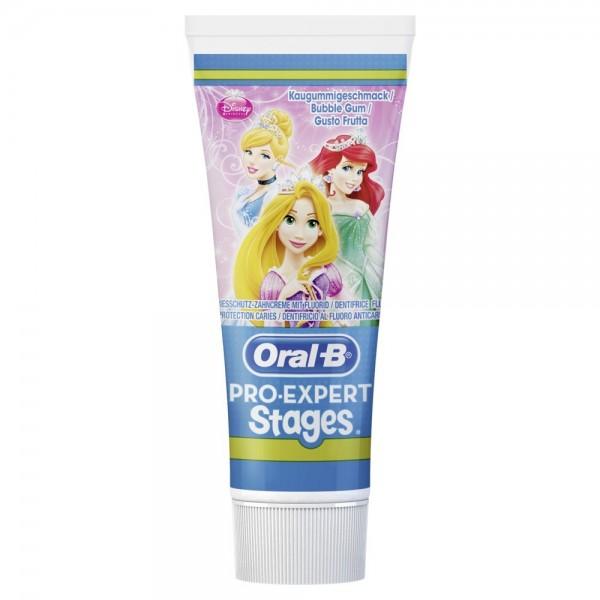 Oral-B Stages Kinderzahncreme Princess
