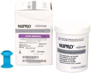 Sensodyne Reinigungspaste Topf ohne Fluorid Minze