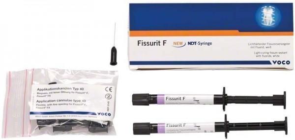 Fissurit® F Spritze 2 x 2g