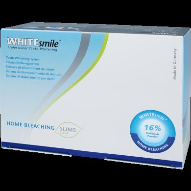WHITEsmile Home-Bleaching SLIMS 16%