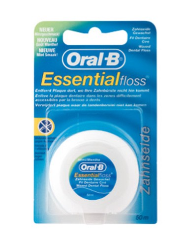 Oral-B® Essential Floss mint gewachst