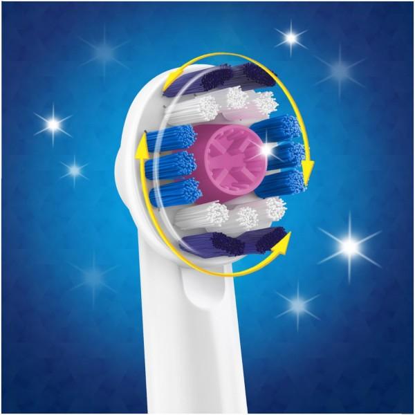 Oral-B 3D-White Aufsteckbürste 5 Stück
