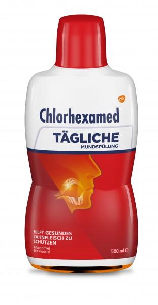 Chlorhexamed® tägliche Mundspülung 0,06%
